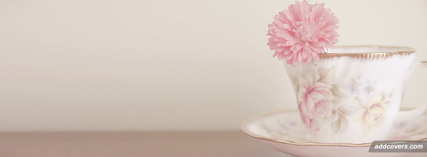 Tea Cup {Girly Facebook Timeline Cover Picture, Girly Facebook ...